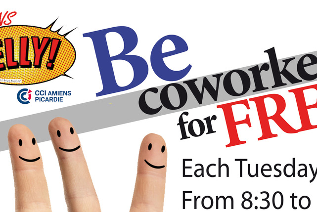 Be coworker for free carousel